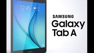 Unboxing Samsung Galaxy Tab A 2016 T580N 25,54 cm 10,1 Zoll Wi Fi Tablet PC Octa Core, 2GB RAM, 16GB