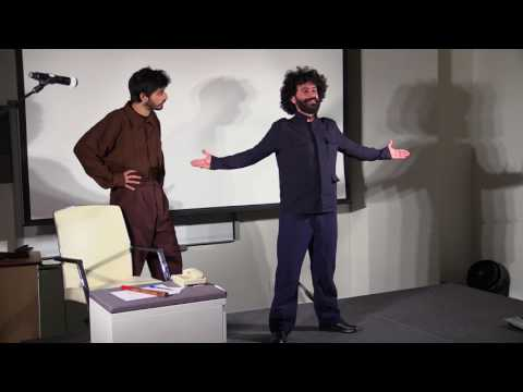 "Performance: ""Conversation on Contemporary Beirut Theater"""
