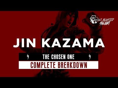 Tekken 7 - Jin Kazama Complete Breakdown