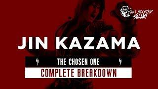 Jin Kazama Wikivisually