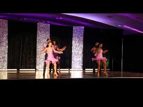 Cadence Dance Academy Amateur Team- Montreal Salsa Convention 2014