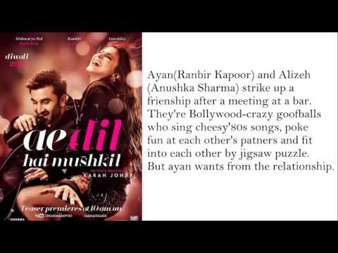 Aye Dil Hai Mushkil - Movie Short Review