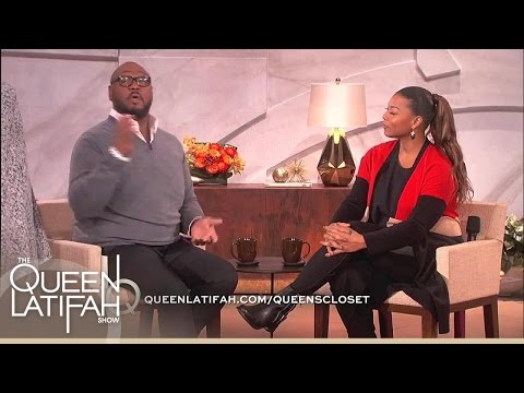 Timothy Snell Shares DIY Style Secrets | The Queen Latifah Show