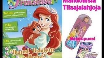 Prinsessa Lehti Tarjous - Tilaa Prinsessa Lehti - Katso Tilaajalahja