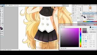 speed drawing- SeeU