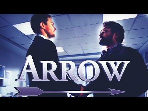 Reaction | SDCC Трейлер 6 сезона Стрела/Arrow