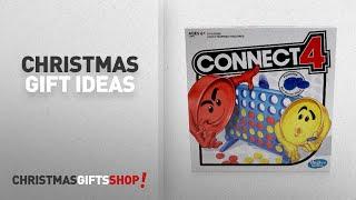 Hasbro Games Christmas Sale: Connect 4 Game Amazon Exclusive