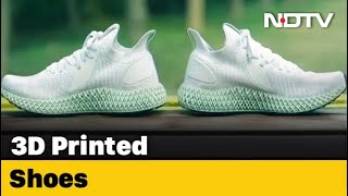 What Do 3D-Printed Shoes Feel …