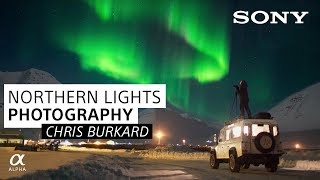 Under An Arctic Sky: Behind-The-Scenes with Chris Burkard | Sony Alpha Universe