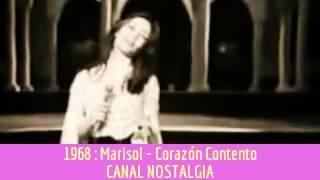 Marisol - Corazón Contento