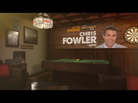 Chris Fowler explains his top criteria for making CFB Playoffs
