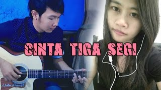 Video (Malaysia) Cinta Tiga Segi - Nathan Fingerstyle Feat. Alea Wang (Cinta Segi Tiga) download MP3, 3GP, MP4, WEBM, AVI, FLV April 2018