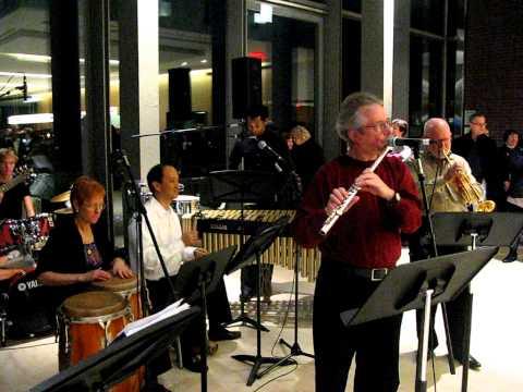 NIght in Tunisia RCM Latin Jazz Ensemble