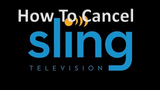 How To Cancel Slİng TV Subscription