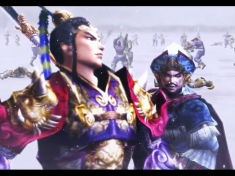 Dynasty Warriors 4 - Lu Bu Musou Mode Act 1 - The Alliance against Dong Zhuo (Hard)