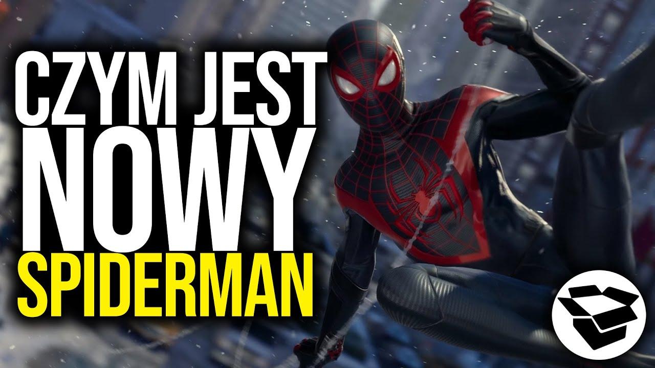 Marvel's SPIDERMAN: MILES MORALES - co to właściwie jest? | NEWSY