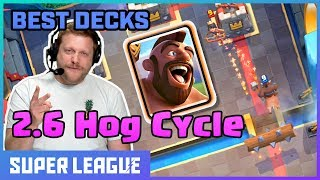 2.6 Hog Cycle Tips | Spawn Point
