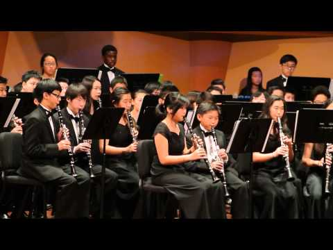 """""""A Childhood Remembered"""" performed by South Pointe Middle School 3/8/2014"""