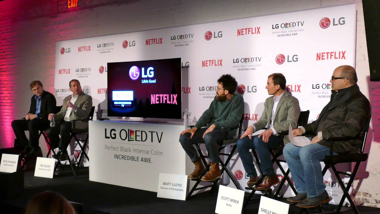 LG OLED UHD/4K Demo: Marvel's Daredevil on Netflix - AVS
