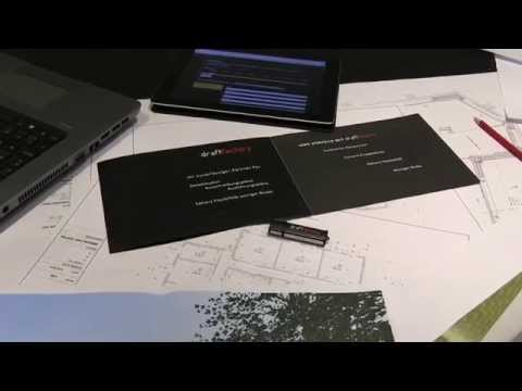draftfactory - Your flexible and fast partner for your architectural planning