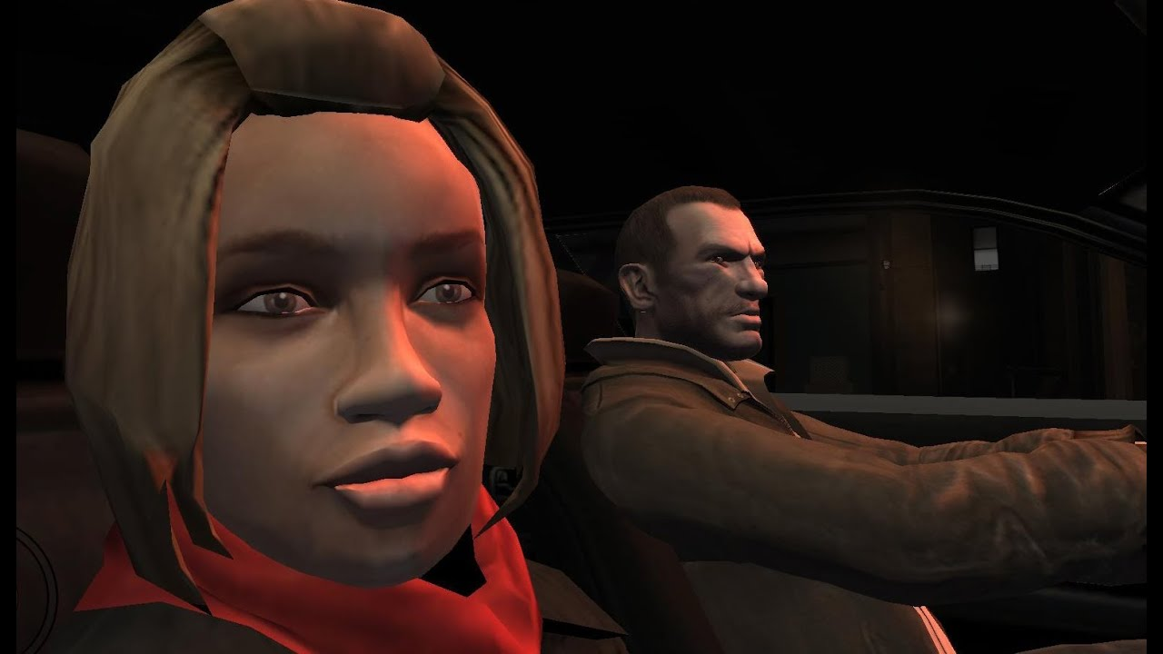 Gta 4 dating kiki jenkins