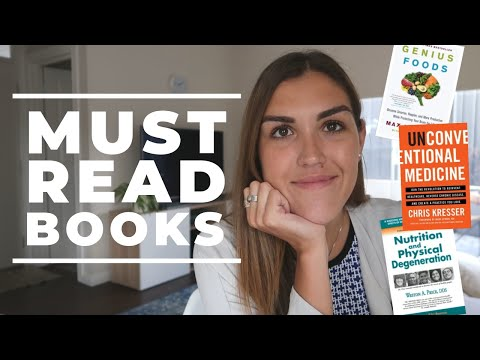 THE BEST NUTRITION BOOKS (MUST-READ!)