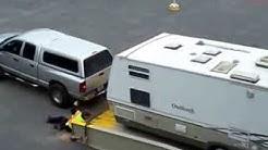 Kennicott Off loading in Kodiak using extreme care