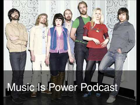 Interview With The Concretes by Music Is Power Podcast