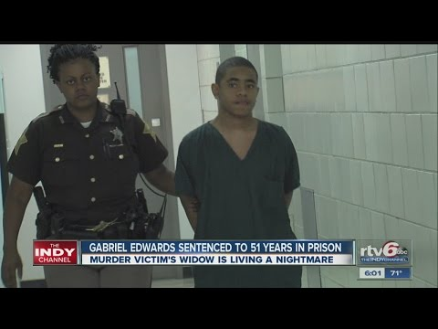 Indy teen sentenced to 51 years in prison for crime spree