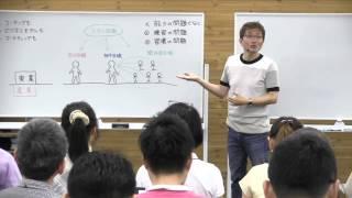 20期DAY15)ボトムアップ・トップダウン・チームフロー流【平本あきお コーチング動画】