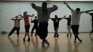 UNC Masterclass/Ajaye Choreo to B.O.B. - Bet I Bust