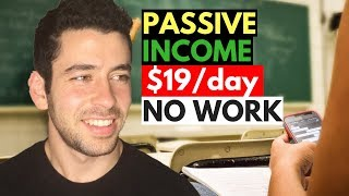 PASSIVE INCOME while sitting in class