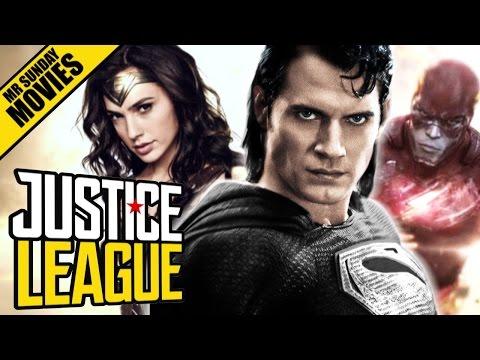 Five JUSTICE LEAGUE Thoughts, Hopes & Concerns ( #MulletForSuperman )