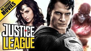 Five JUSTICE LEAGUE Thoughts, Hopes & Concerns ( #MulletForSuperman )