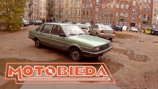 Volkswagen Santana czyli upiorny Passat - MotoBieda