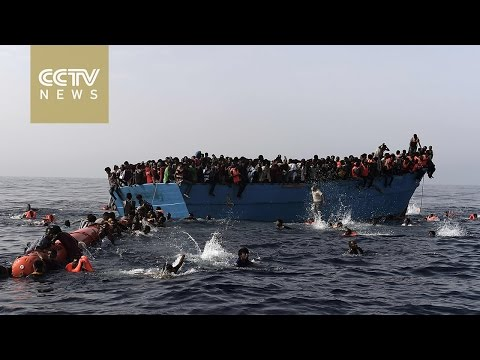 Italy rescues 4,600 refugees, recovers 28 bodies off Libyan coast