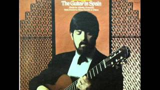 """The Guitar in Spain""  Oscar Ghiglia (full 1968 vinyl album)"