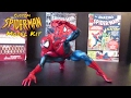 Spider man model kit figure