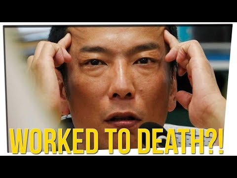Japan Rethinks its Overworking Problem ft. DavidSoComedy