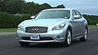 infiniti M37 Review  Consumer Reports