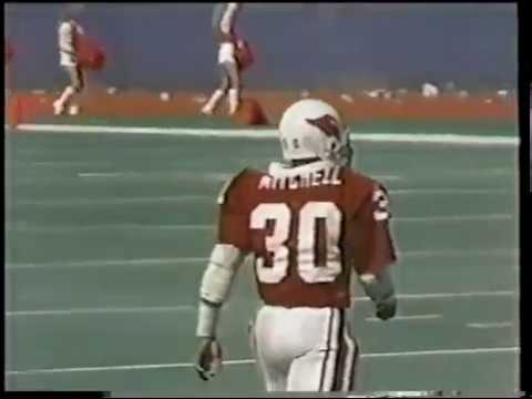 Miami Dolphins vs St Louis Cardinals 1984 2nd Half WK 5
