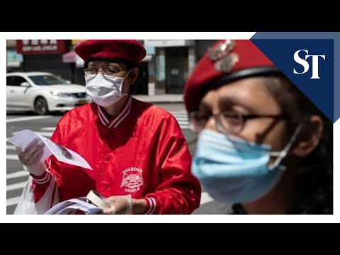 Facing blame for coronavirus, Asian-Americans fight back