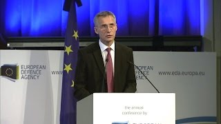 Annual Conference 2015: Special address by NATO Secretary General Jens Stoltenberg
