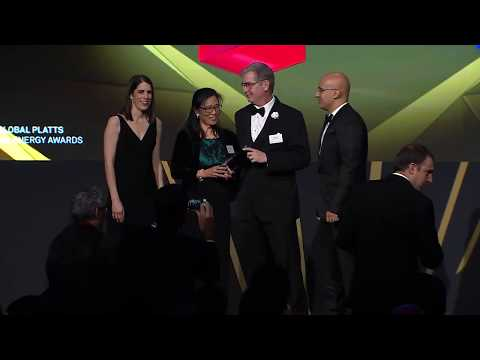 2017 Global Energy Awards - Breakthrough Solution of the Year