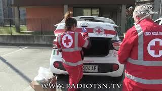 Croce Rossa, emergenza e superlavoro-
