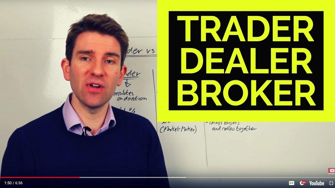 sales trader broker difference krypto-händler vergleichen