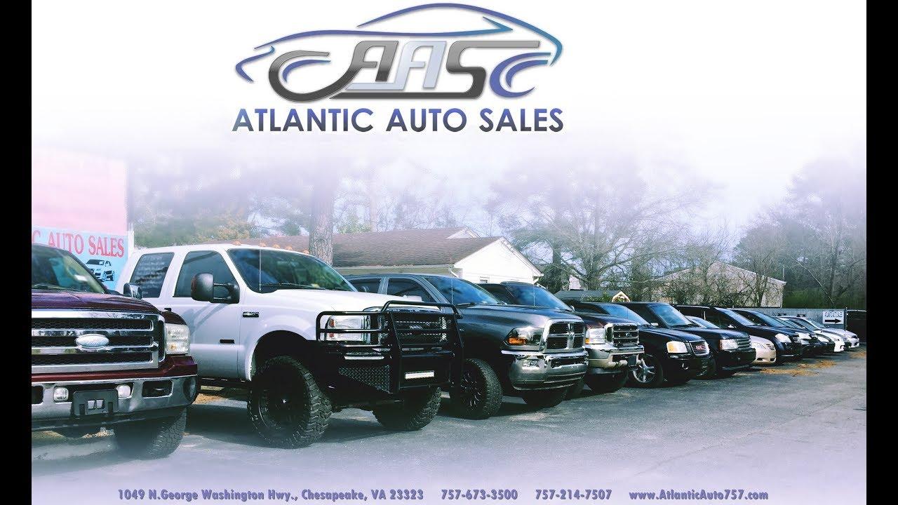 Atlantic Auto Sales >> Atlantic Auto Sales Used Cars And Trucks We Finance Dealership Chesapeake Virginia