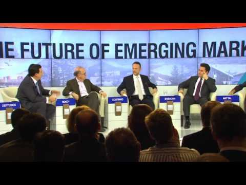 Davos 2012 - CNN Debate - Can Emerging Markets Deliver Globa