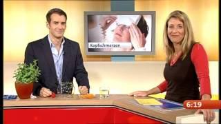 Kopfschmerzen 1 - Dr. Kurscheid im ARD Morgenmagazin am 05.09.2008