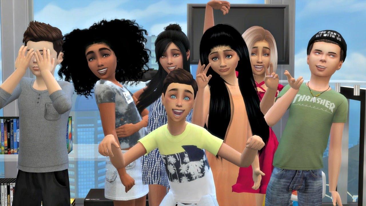 Teen Mom Season 2 L Raising Ryan L Episode 2 L A Sims 4 -3612